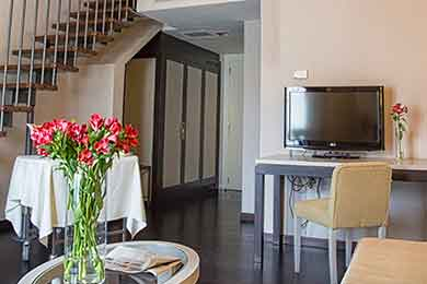 hotel villa itria junior suite